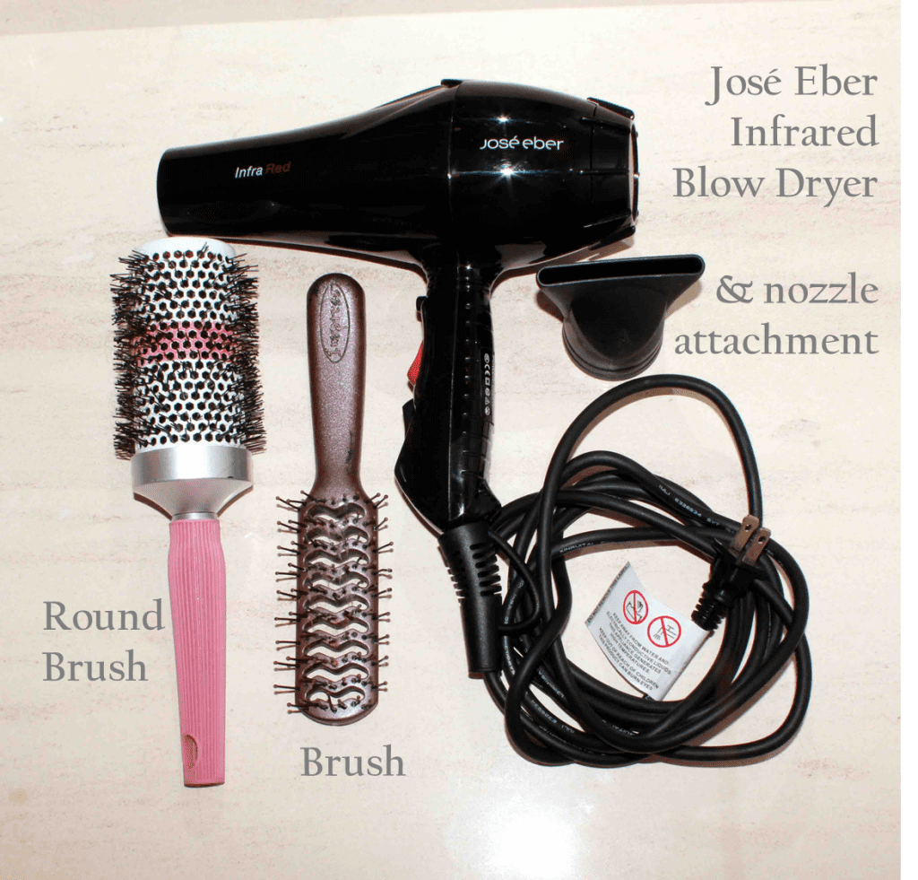 Hair How To: Everyday Blowout