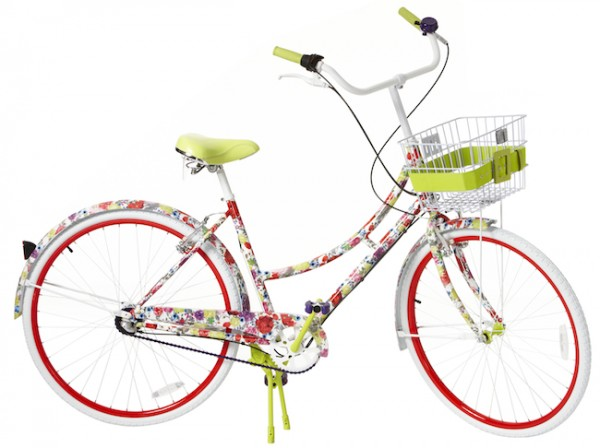 The Target Neiman Marcus Holiday Collection Favorites featured by top San Francisco life and style blog, Just Add Glam: image of a bike