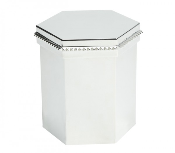 The Target Neiman Marcus Holiday Collection Favorites featured by top San Francisco life and style blog, Just Add Glam: image of accent box