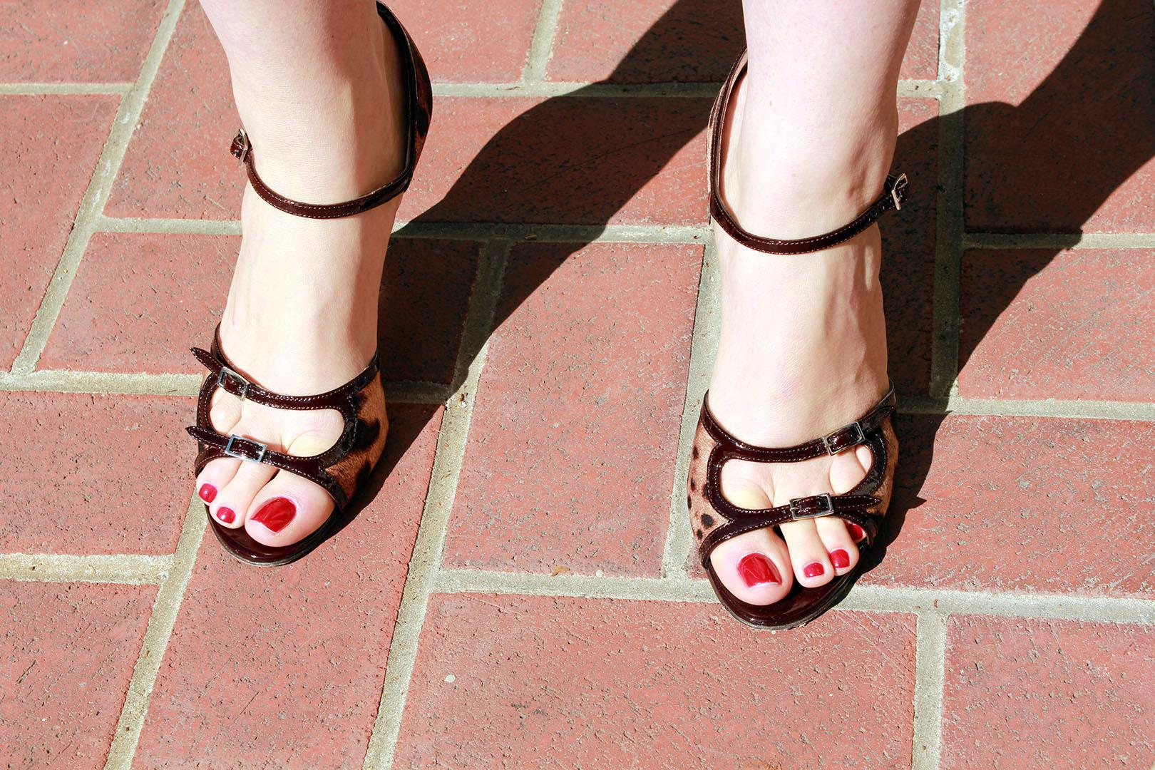 dolce & gabbana heels, dolce & gabbana sandals, D&G heels, D&G sandals