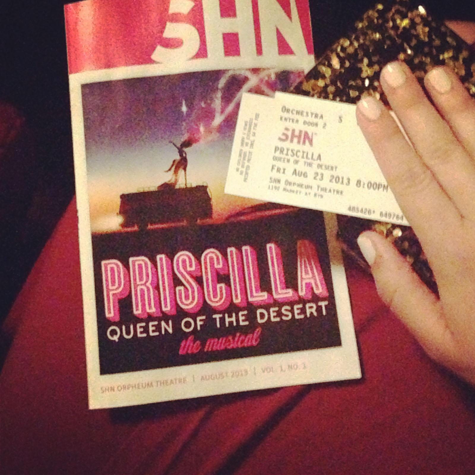 Priscilla show