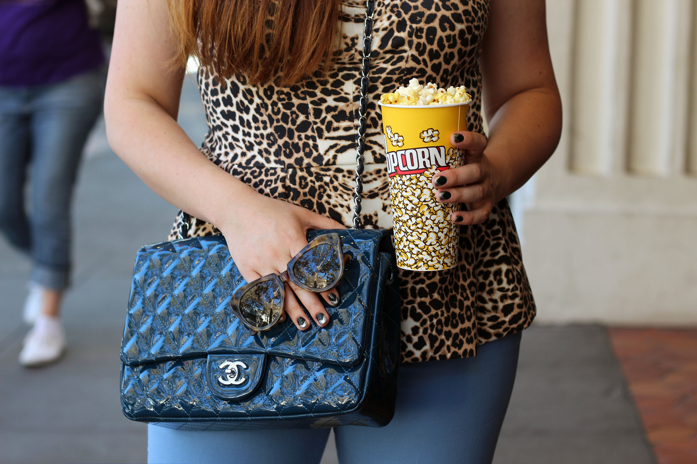 what to wear to a movie date featured by top San Francisco fashion blog, Just Add Glam
