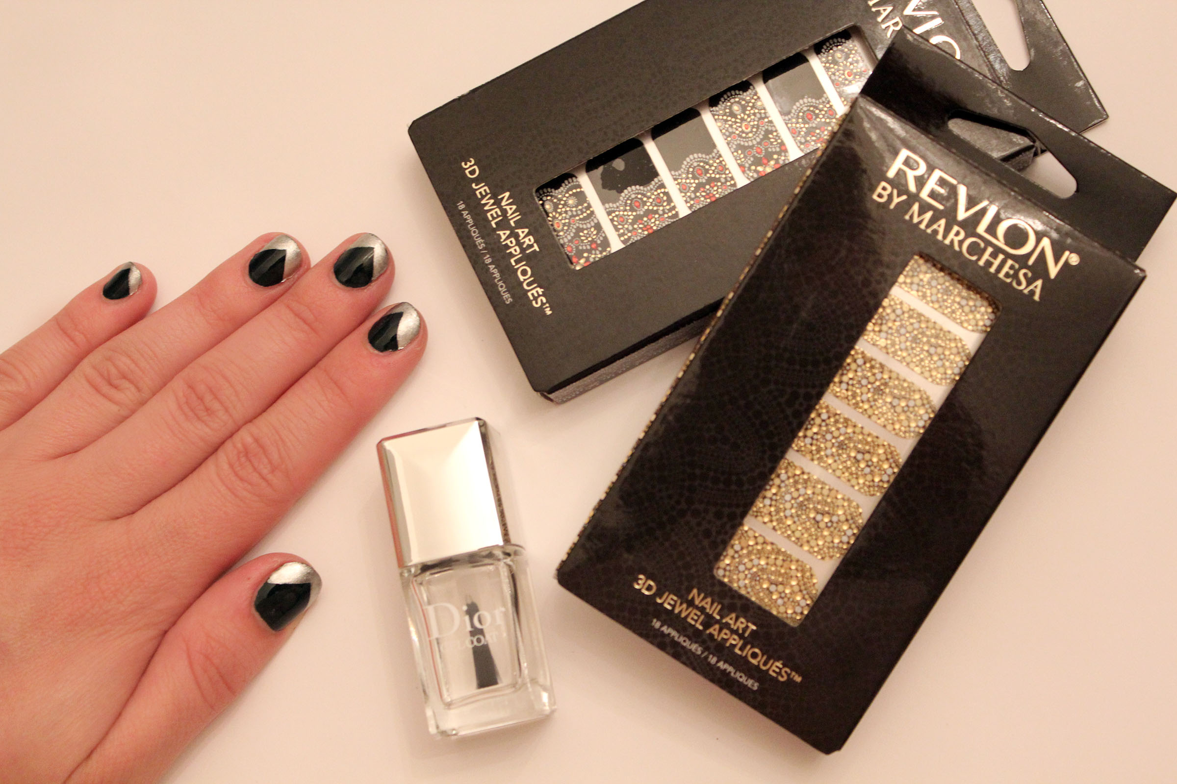 Revlon Marchesa nails