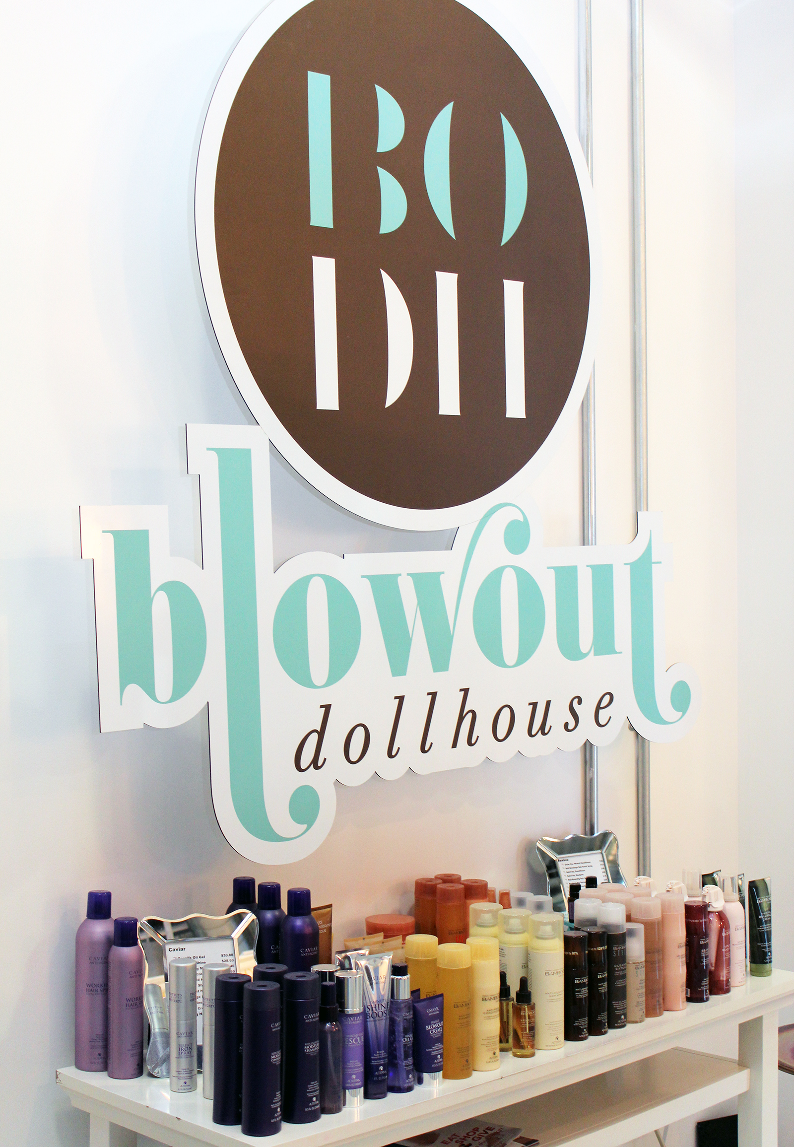 hair blowout las vegas