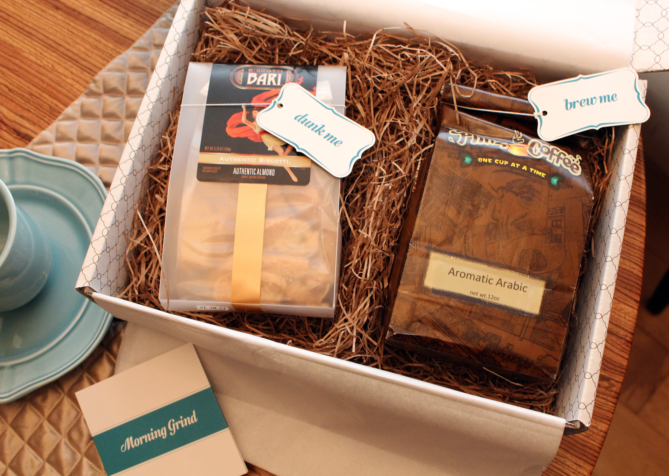 sesame gift box