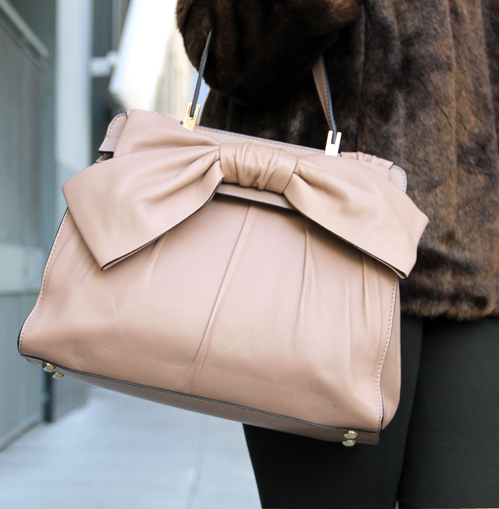 valentino bow bag