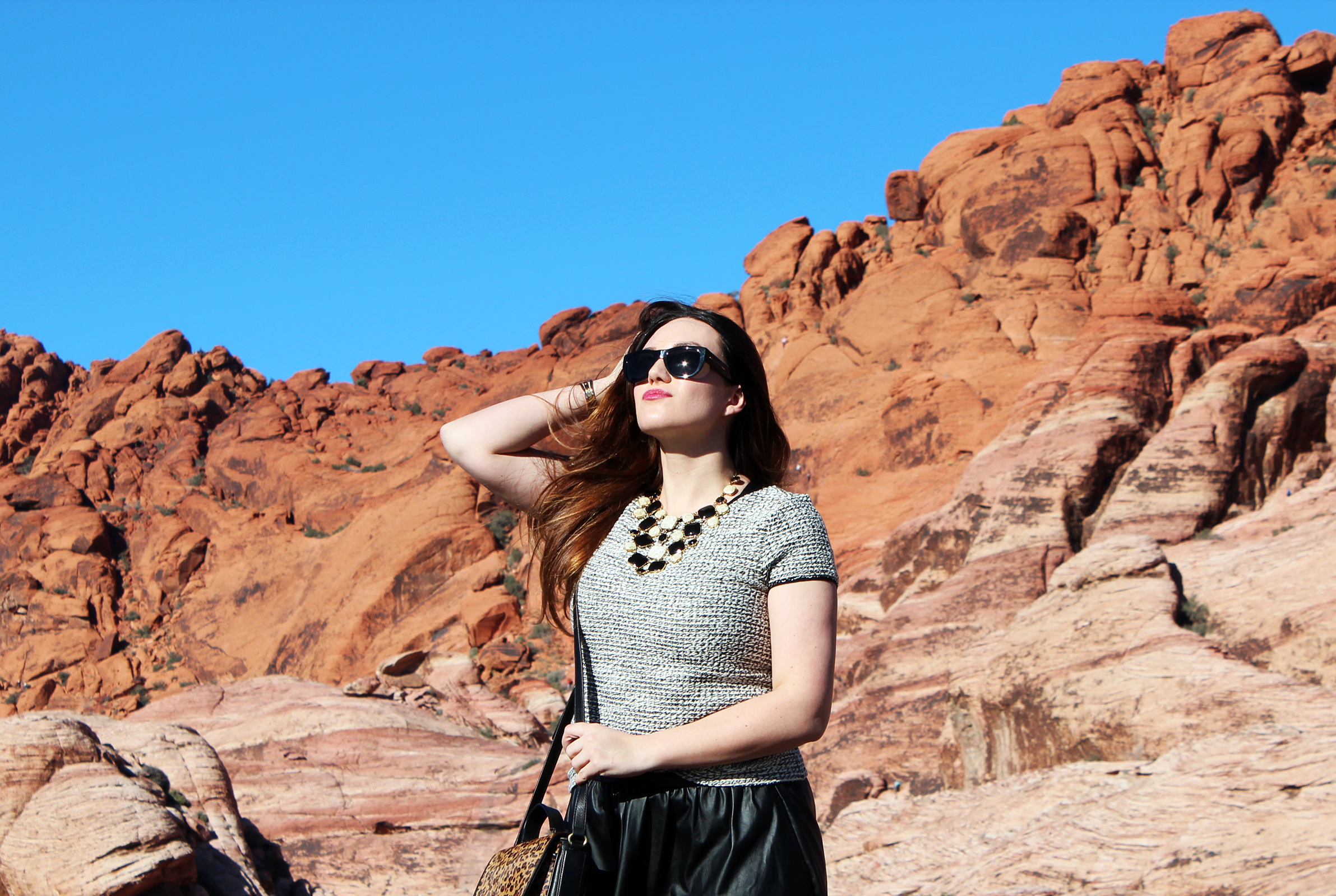 17fe9d2496dc what to wear  leopard. red rock canyon ...