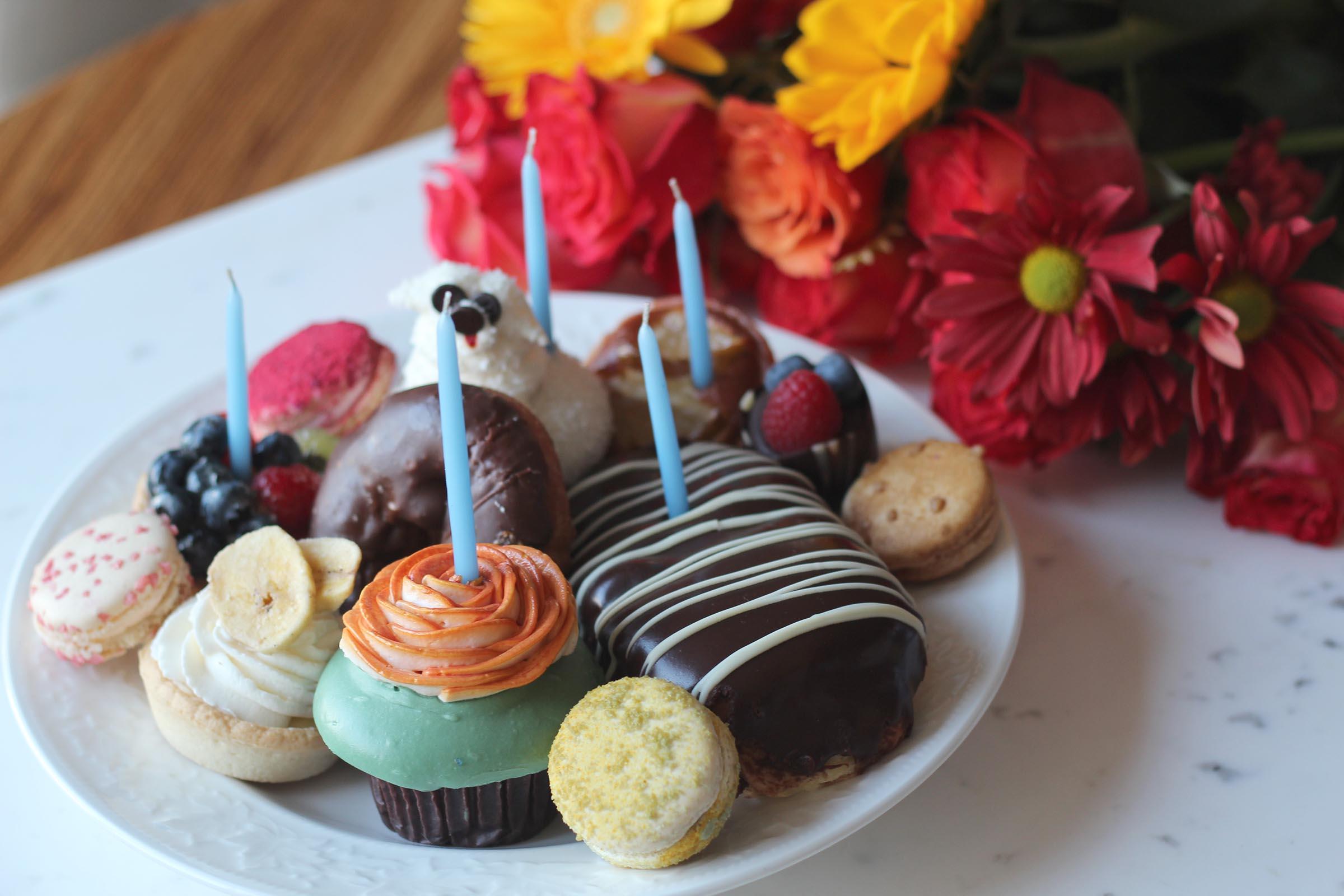 alternative birthday cake ideas