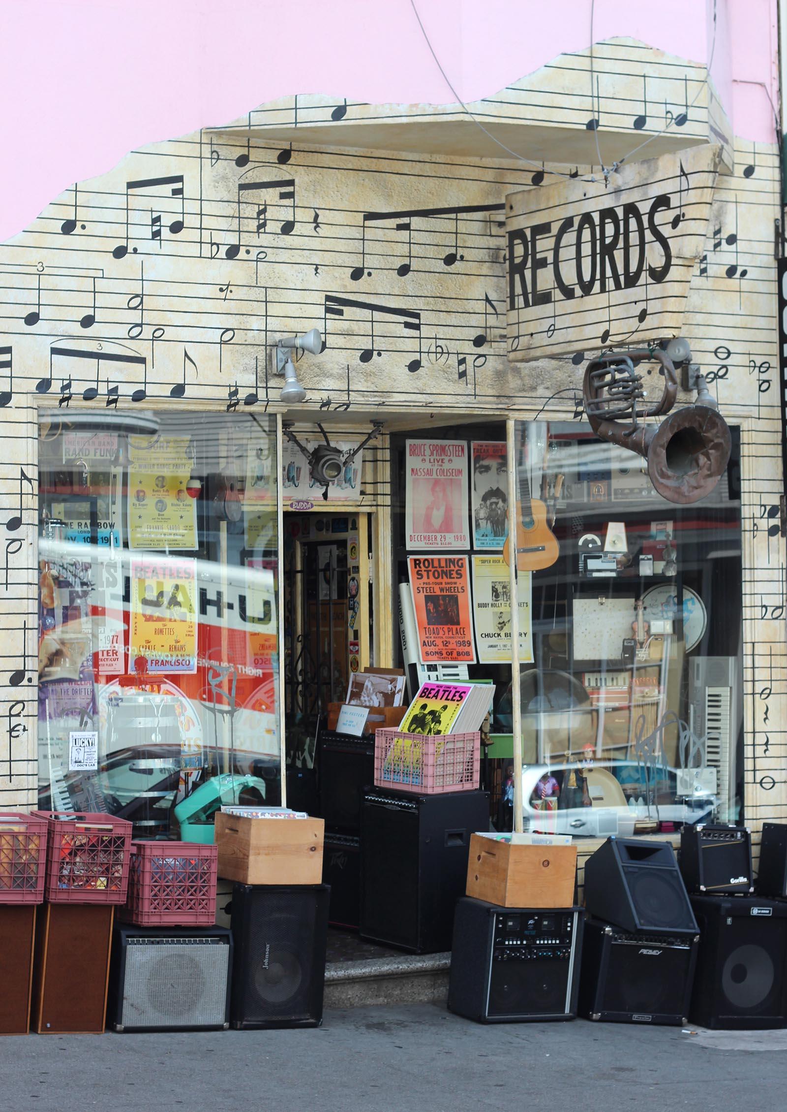 record store san francisco