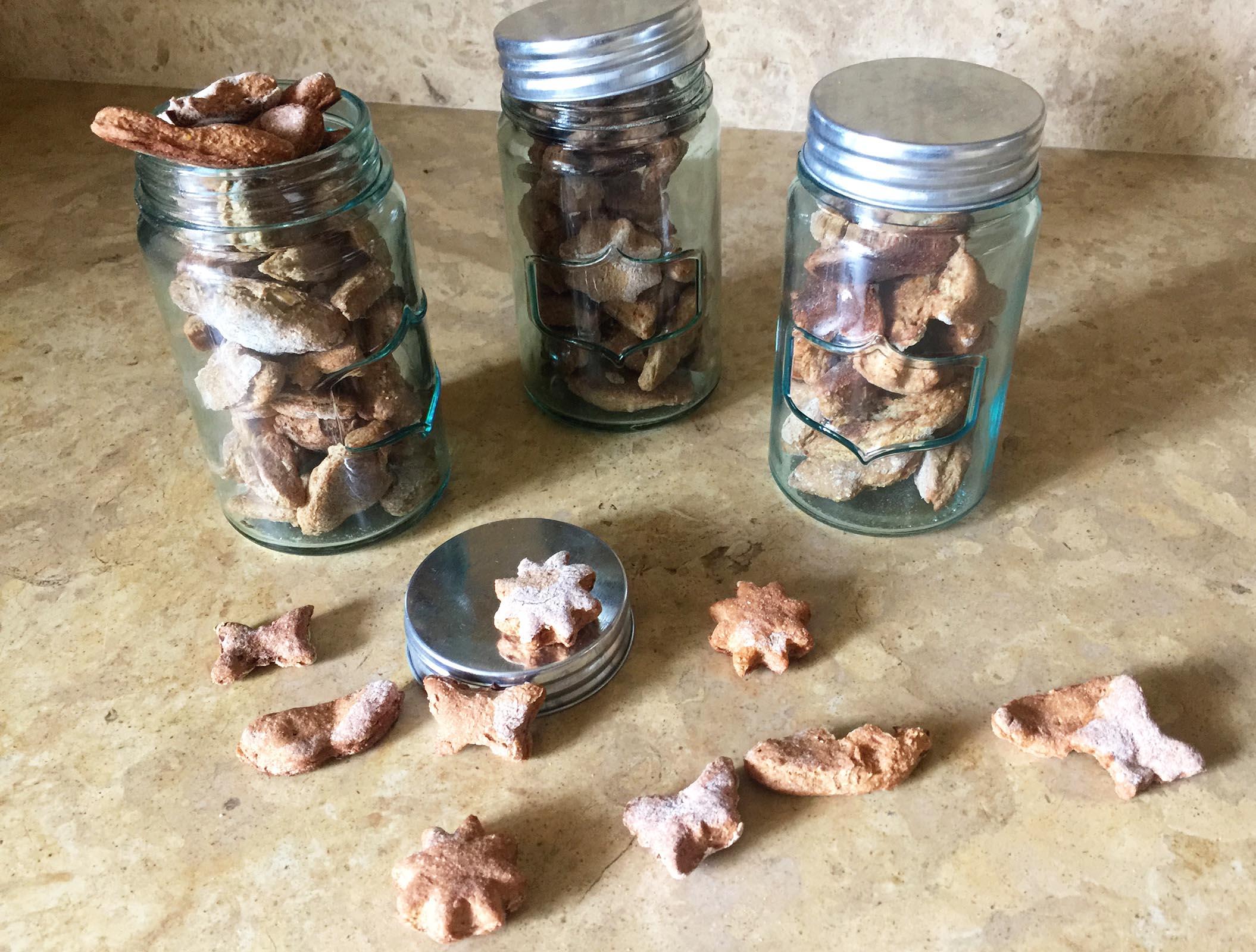 DIY dog bones
