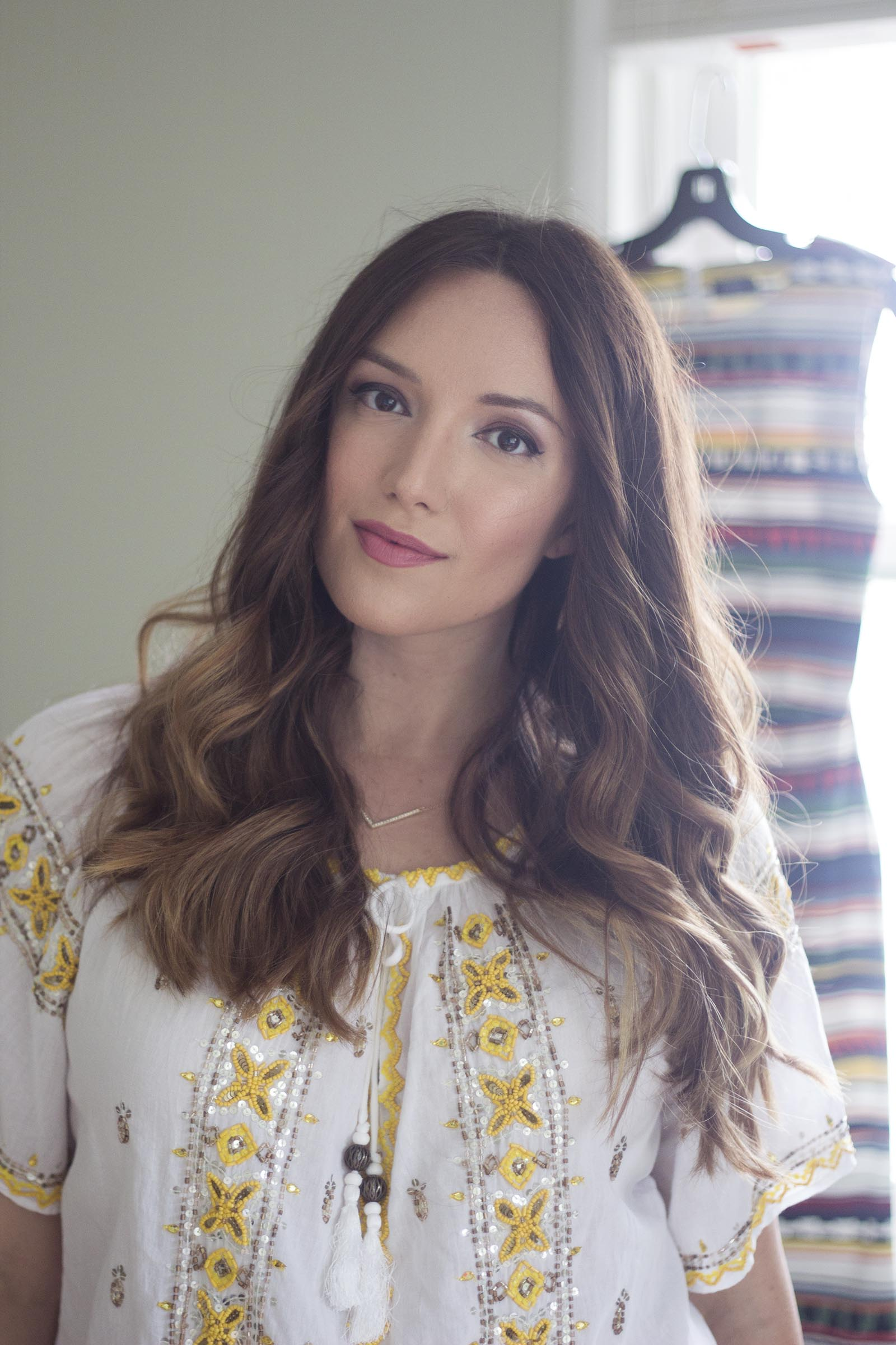 70s waves hair tutorial featured by top San Francisco beauty blog, Just Add Glam