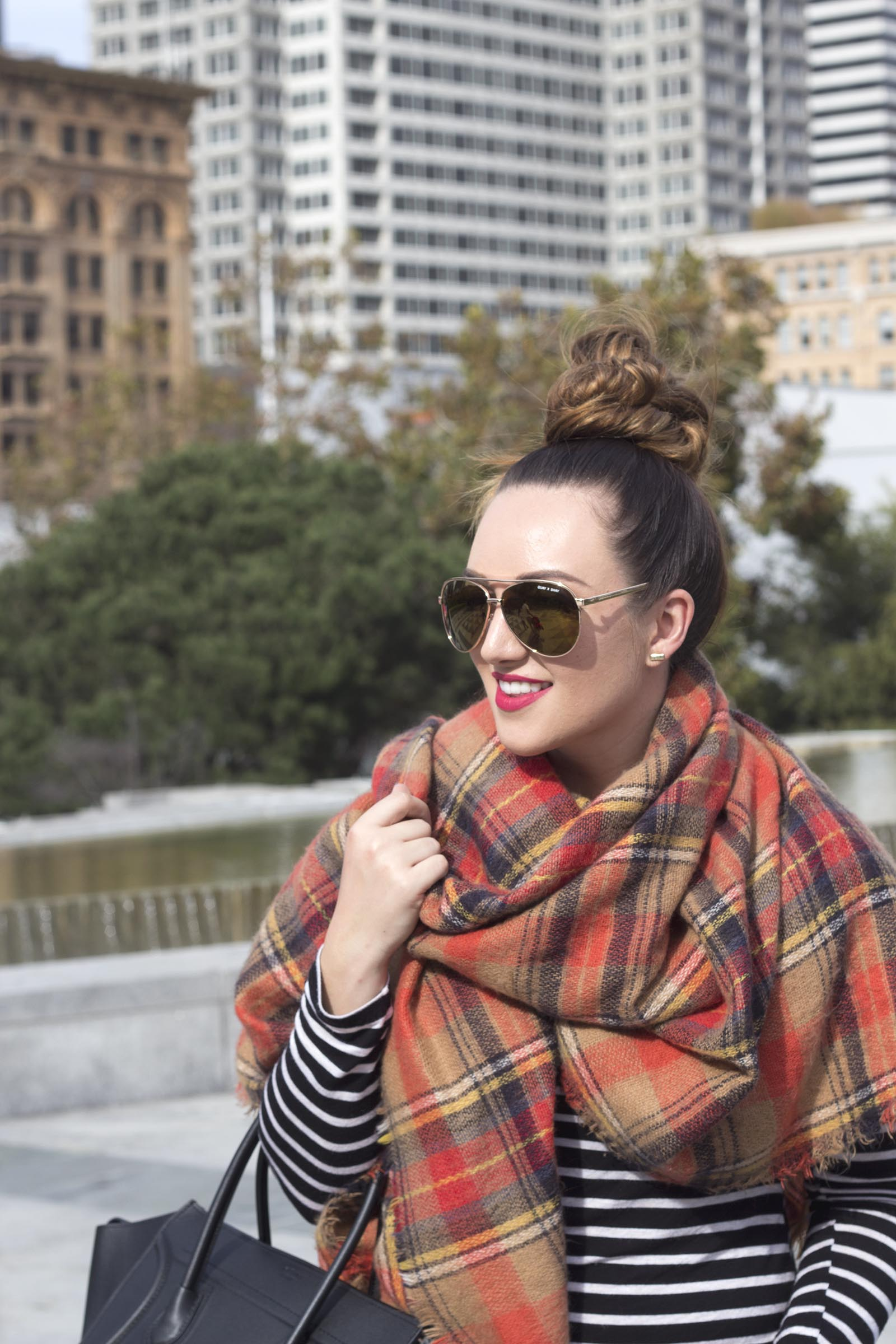 best fall blanket scarf