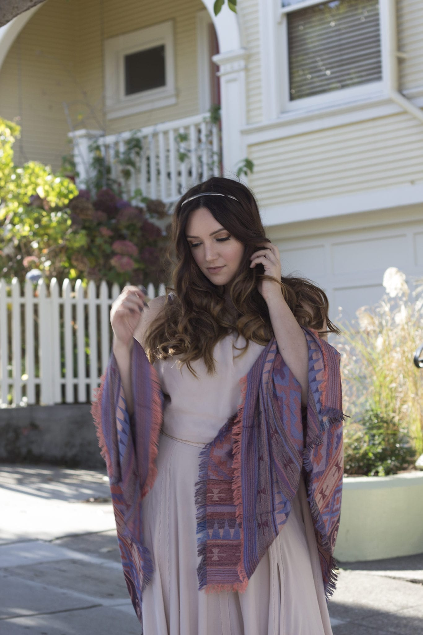 boho glam outfit