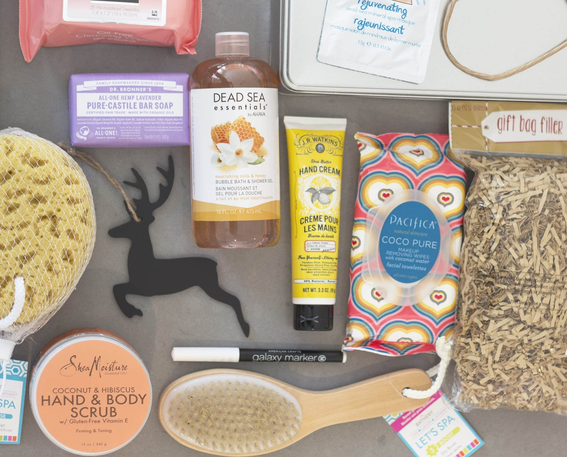 DIY CUSTOMIZED GIFT BOX featured by top San Francisco lifestyle blog, Just Add Glam