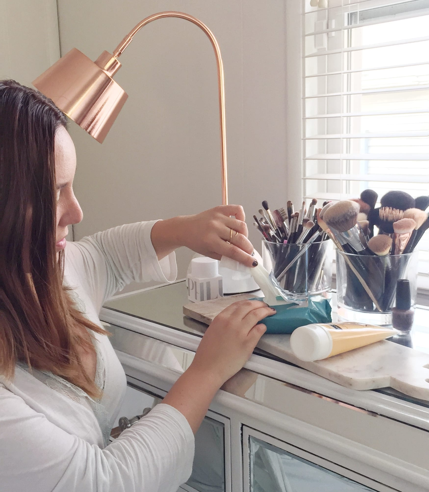 tips to deep clean skin featured by popular San Francisco beauty blogger, Just Add Glam