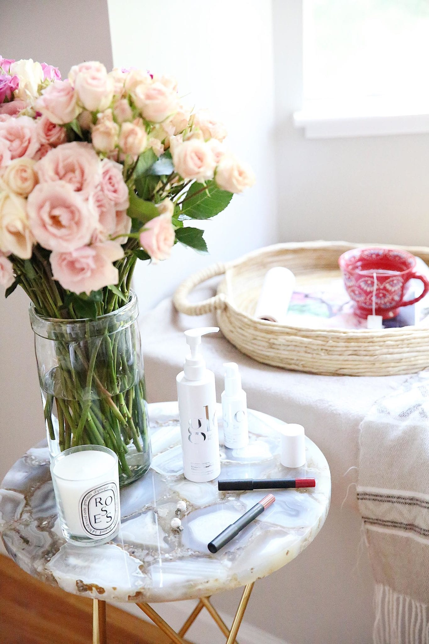 Glo Skin Beauty skin care routine featured by top San Francisco beauty blog, Just Add Glam