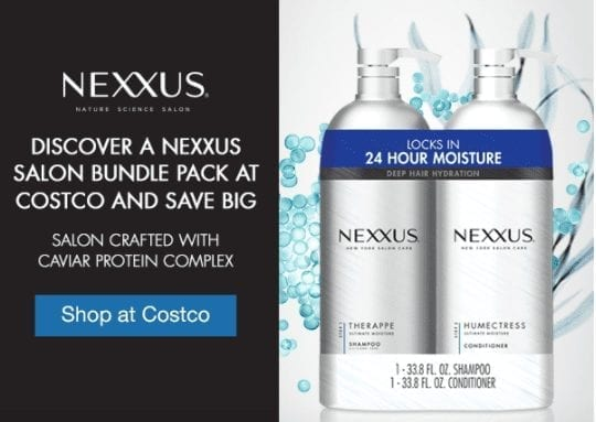 Nexxus Therappe Shampoo & Humectress Conditioner