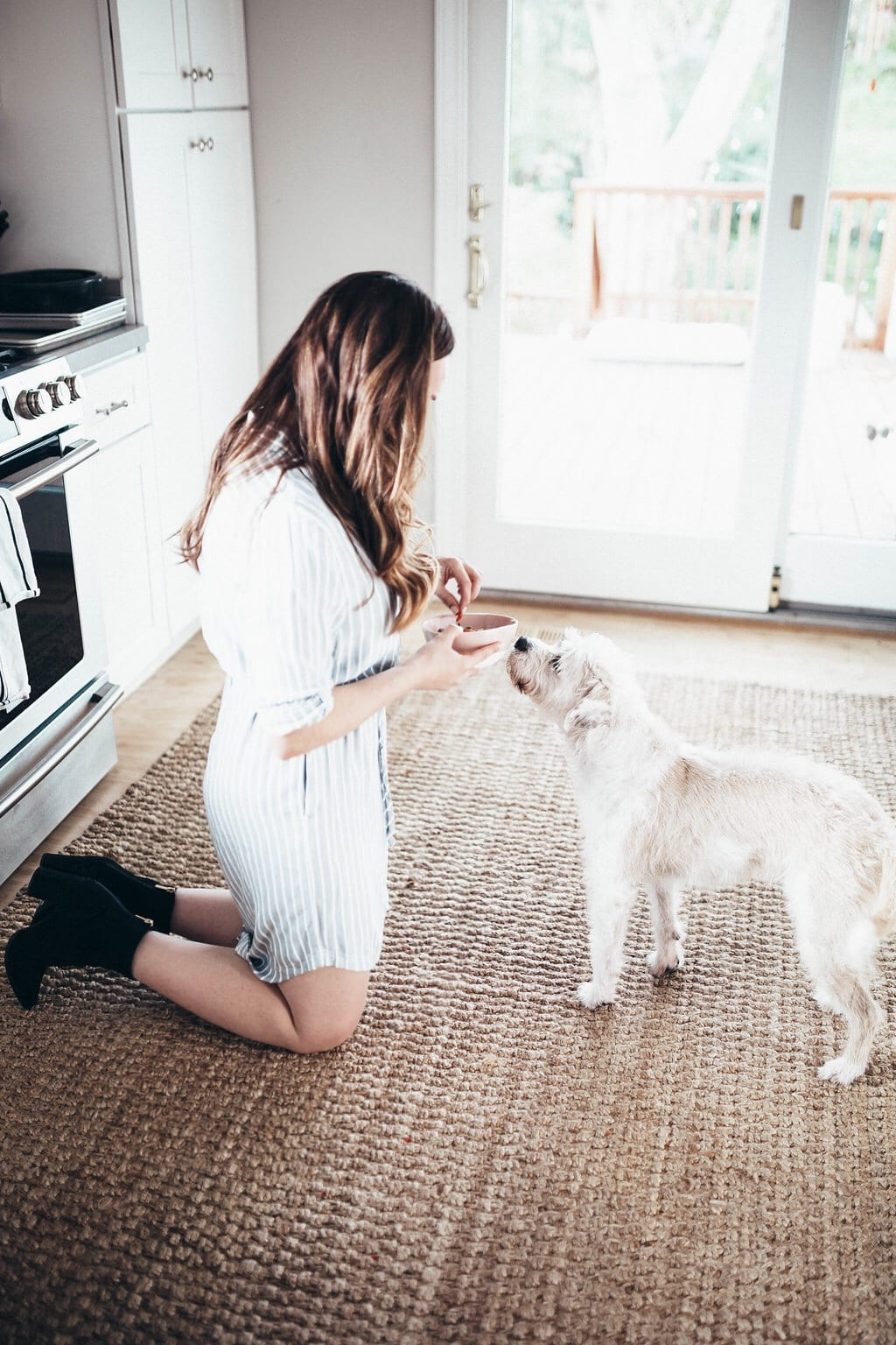 Freshpet - LOLA'S ADOPTION STORY AND HER FAVORITE FOOD: FRESHPET by popular San Francisco lifestyle blogger, Just Add Glam