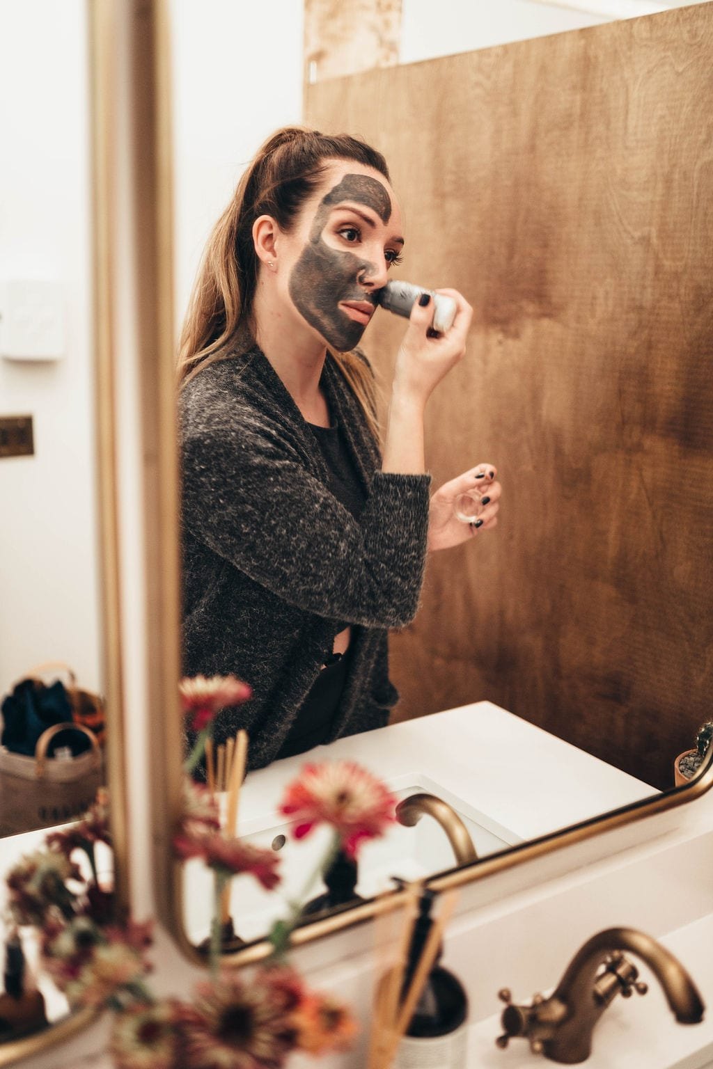 Skincare | Health | Beauty | Trying the new Olay Clay Stick Masks featured by top San Francisco beauty blog Just Add Glam