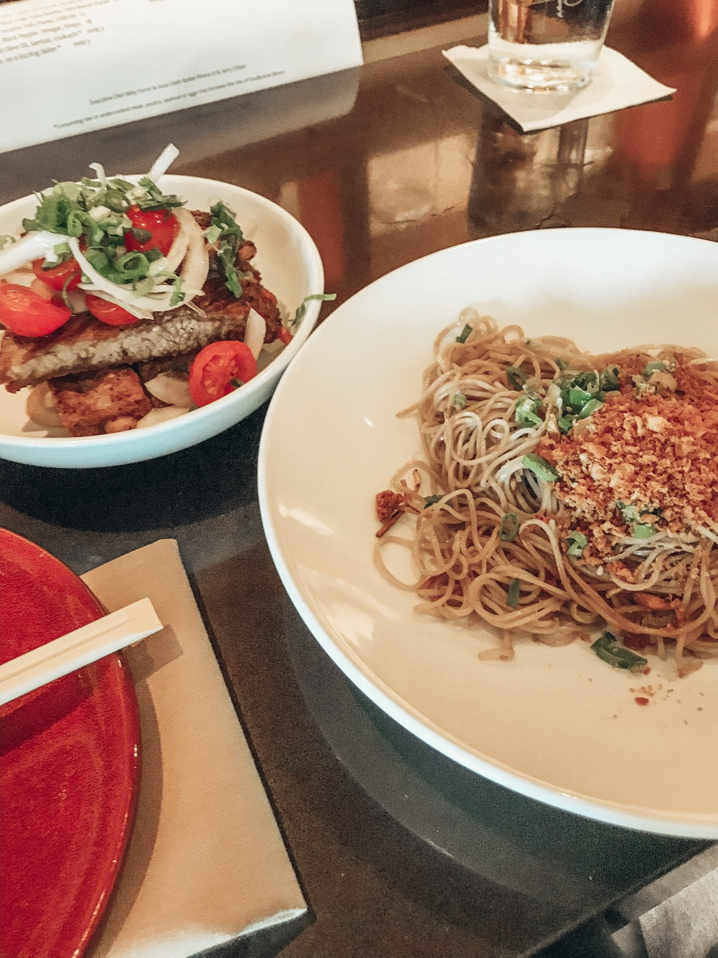 Star Noodle I Maui travel guide I Hawaii Travel Guide I via justaddglam.com   Top Things to Do in Maui featured by top San Francisco travel blog, Just Add Glam: eat at Star Noodle