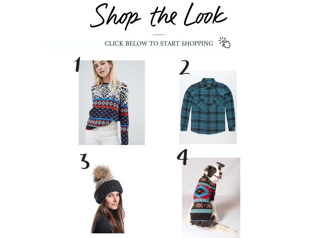 Cute Winter Sweaters and Flannels to Keep You Cozy All Season Long featured by top San Francisco fashion blog Just Add Glam