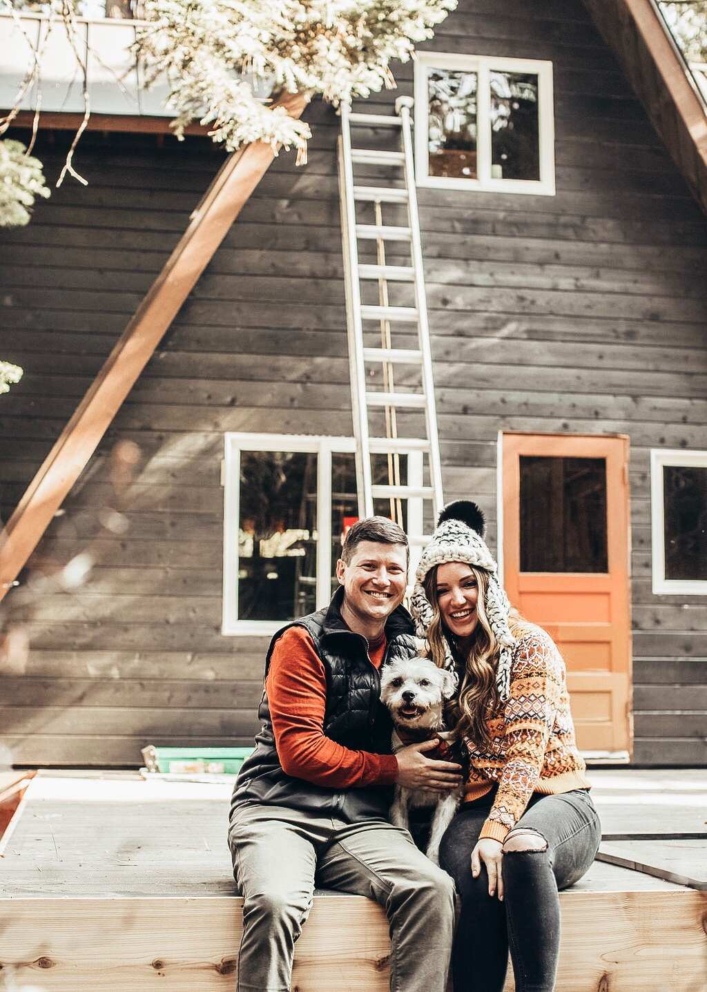 The Tahoe A-Frame: Renovation Reveal!