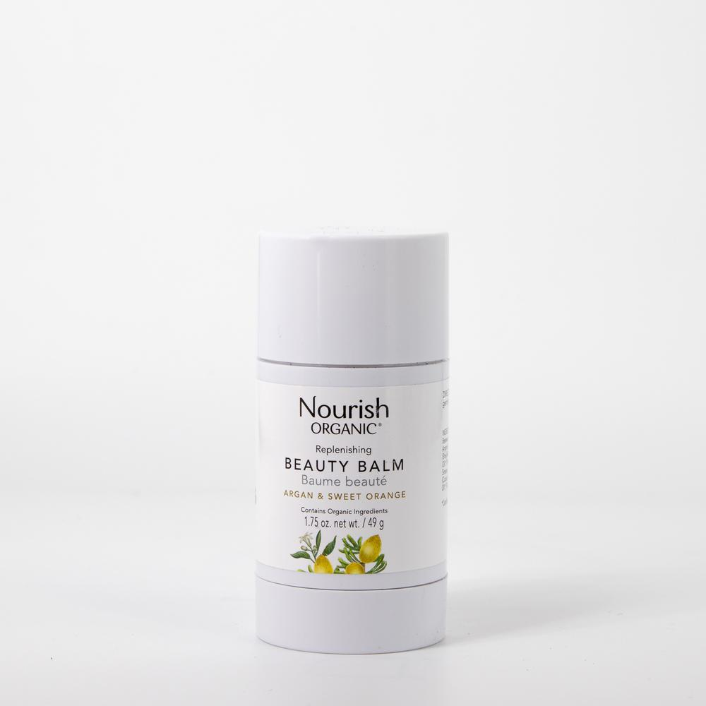 Nourish Organics Products featured by top US beauty blog Just Add Glam