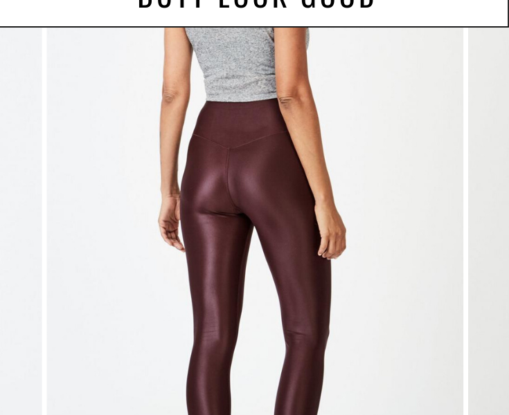 ACTIVEWEAR TO MAKE YOUR BUTT LOOK GOOD