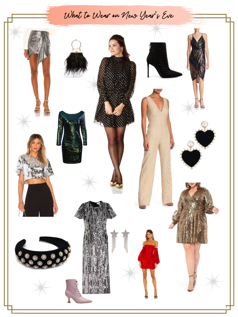 what to wear for new years eve 2020