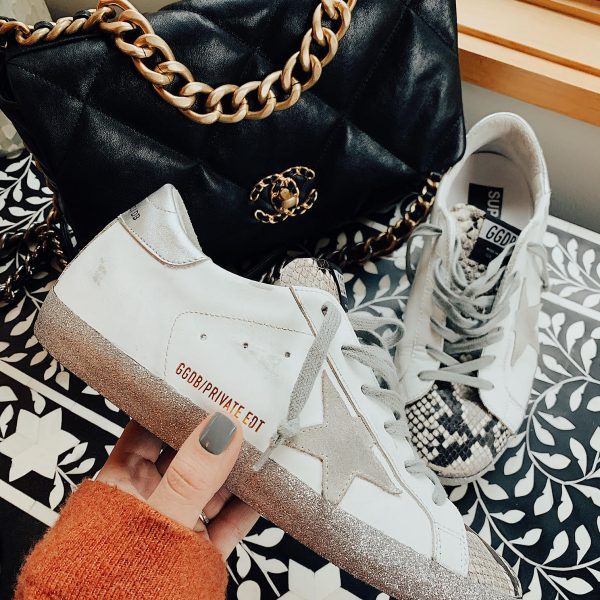BEST DEALS ON GOLDEN GOOSE SNEAKERS