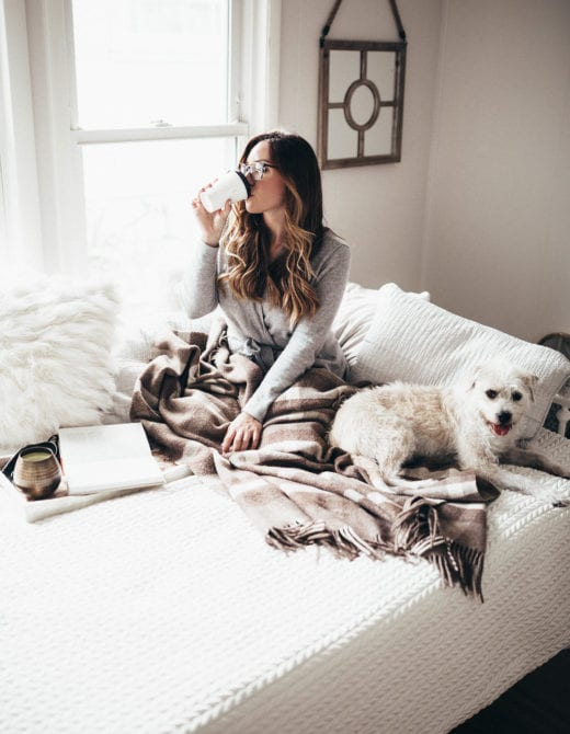 COZY PAJAMAS FOR STAYING HOME