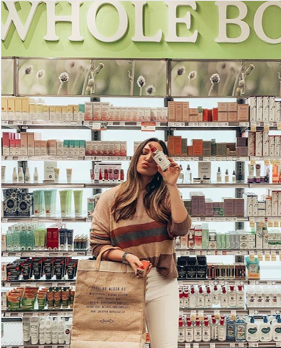 whole foods beauty week