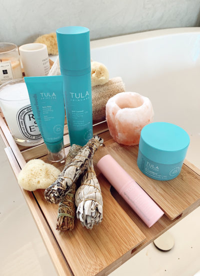 tula skincare favorites